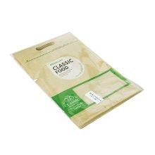 10 PCS Home/Office Cookies/Candies/Snacks Storage Bag with Zip Closure