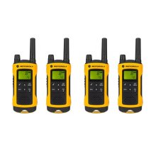 Motorola TLKR T80 Extreme Quadpack 8channels 446MHz two-way radio