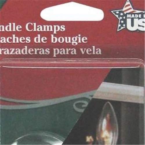 Adams 449256 Candle Clamp for Window