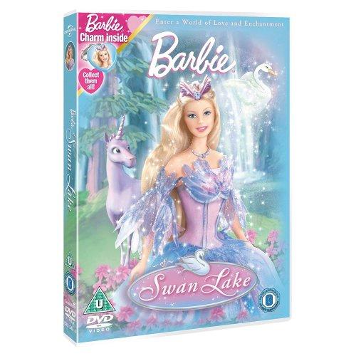Barbie of Swan Lake [DVD] [2011] New Sealed UK Region 2 Includes a Barbie Charm