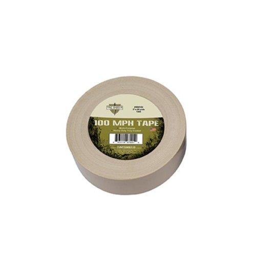 Tac Shield TGTCSH-03980 2 in. 100 MPH Tape in Tan