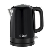 Russell Hobbs Canterbury Kettle Push Button Lid - Black (Model No. 20613)