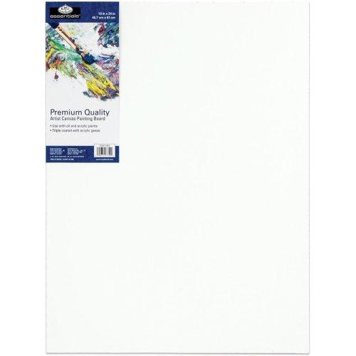 """essentials(TM) Premium Canvas Board-18""""X24"""""""