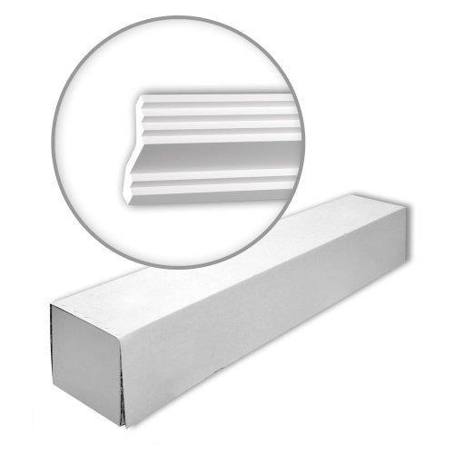 Profhome 150276 Cornice moulding 1 Box 10 pieces | 20 m