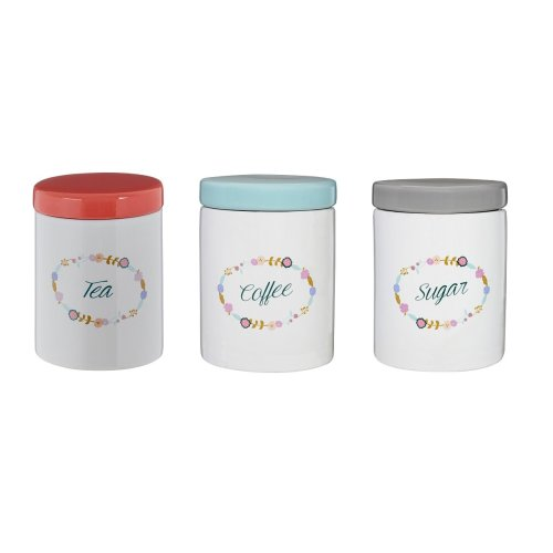 Ceramic Kitchen Storage Premier Coronet Cake Crock