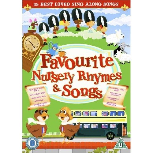 Favourite Nursery Rhymes and Songs [dvd]