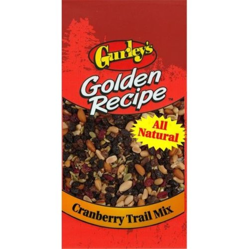 Gurleys Foods 302787296 07636 6.25 oz Cranberry Trail Mix - Pack of 8