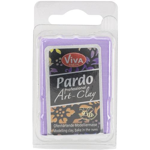PARDO Art Clay Translucent 56g-Lilac