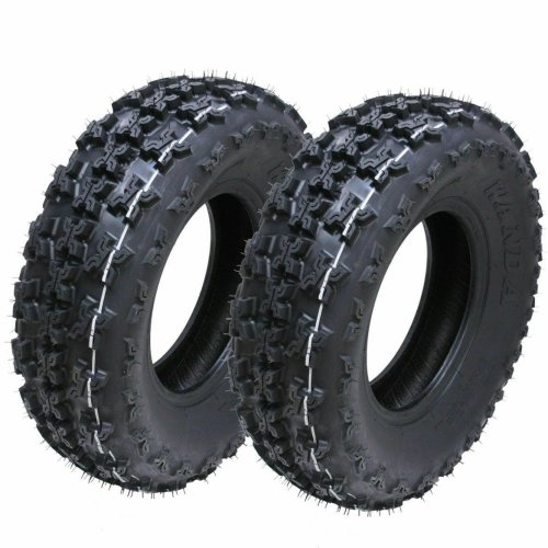 22x7.00-10 Slasher ATV quad tyre, WP01 Wanda Race 6ply, Set of 2