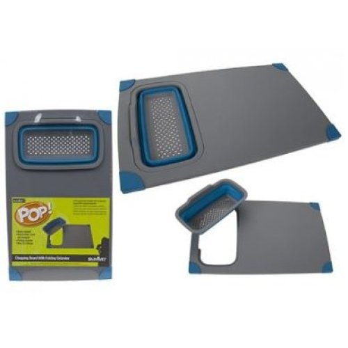 Summit Chopping Board - Non-Slip Safety