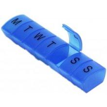Pillmate 7 Day Maxi Pill Organiser - Dispenser Box -  pillmate 7 day maxi dispenser box