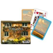 Piatnik Toscana Playing Cards Double Pack