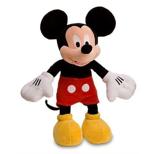 Disney Store Exclusive Mickey Mouse Plush -- 18 H