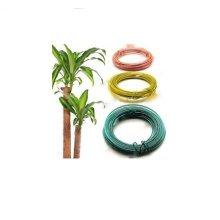 10 Metre Plastic Coated Twist Wire -  garden twist wire coloured 10m