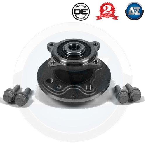 For Rear Wheel Bearing Hub Kit Mini S John Cooper Works One SD 2006- 14mm