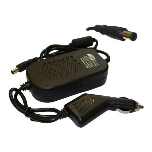 HP Envy 17-2092el Compatible Laptop Power DC Adapter Car Charger