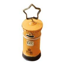 Set of 5 ZAKKA Bulb Memo/Message/Photo Holders Desk Accessories