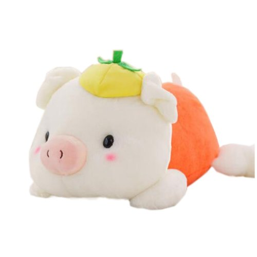 Natural Bamboo Charcoal Decor Toy Air Purifying Cartoon Pig