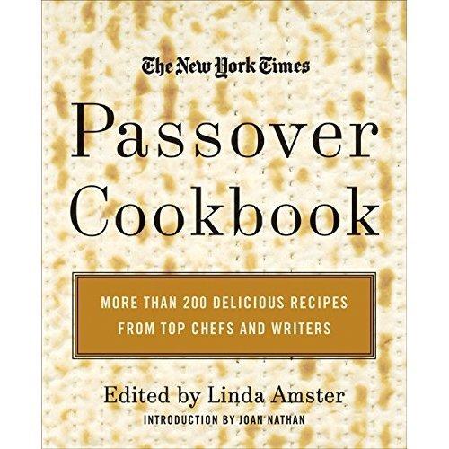 """New York Times"" Passover Cookbook"