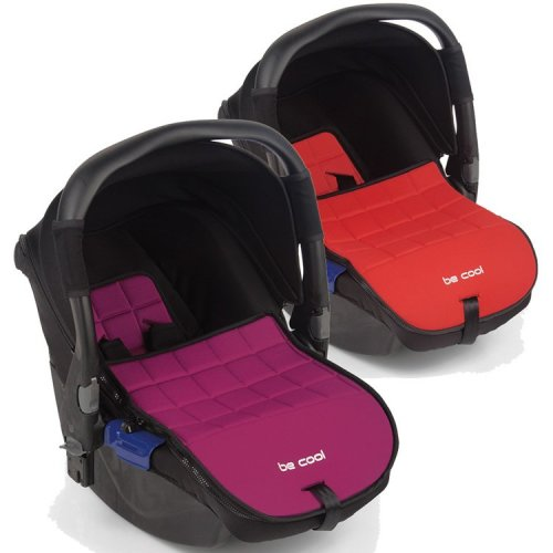 Be Cool Zero Car Seat 0-13kg Group 0+