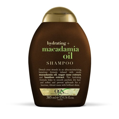 Ogx Macadamia Oil Shampoo 385 ml