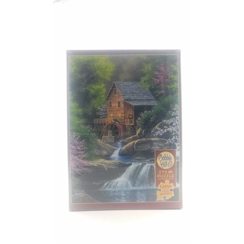CBL88020 - Cobblehill Puzzles XL 275 pc - Spring Mill