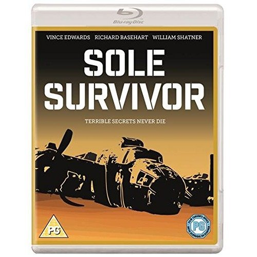 Sole Survivor (dual Format Blu-ray and Dvd)