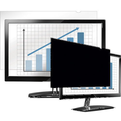 Fellowes 4815801 19.5  Monitor Frameless display privacy filter