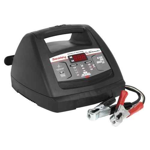 Sealey SCI90S Starter 150Amp Intelligent Speed Charge Battery Charger 20Amp 6 / 12V