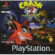 Sony Playstation - Crash Bandicoot 2 (PS)