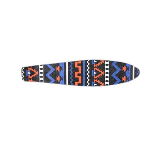Fashion Waterproof Skateboard Equipment Skateboard Sandpaper/Stickers-Abstract