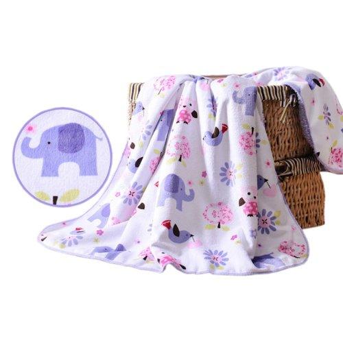 [Funny Bird] Multifunction Soft Velvet Warm Blanket/Throw For Baby 76x102cm