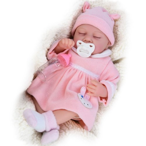 "(Girl) 20"" Lifelike Reborn Baby Doll 
