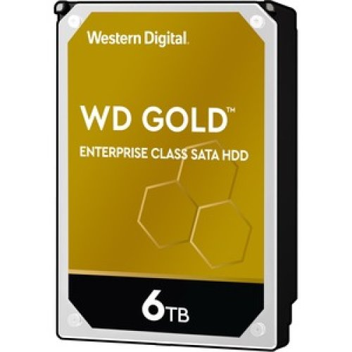 "Wd Gold WD6003FRYZ 6 Tb Hard Drive 3.5"" Internal Sata Sata/600 Server Stora WD6003FRYZ"