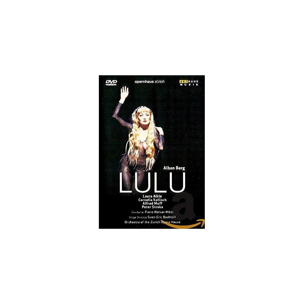 Berg Lulu DVD 2011 DVD