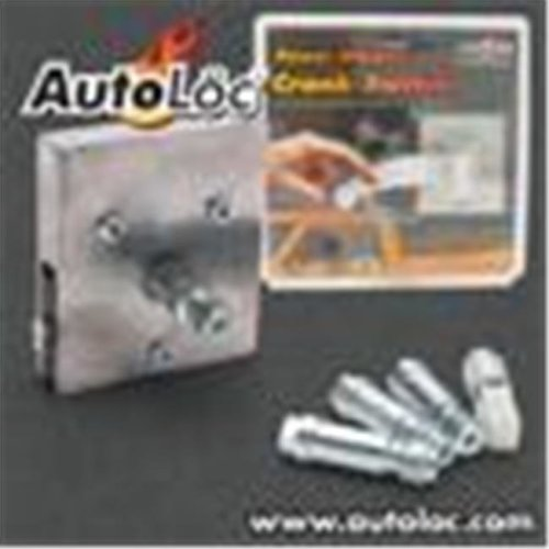 AutoLoc Power Accessories 564555 Universal Electric Window Switch - Fits All Vehicles