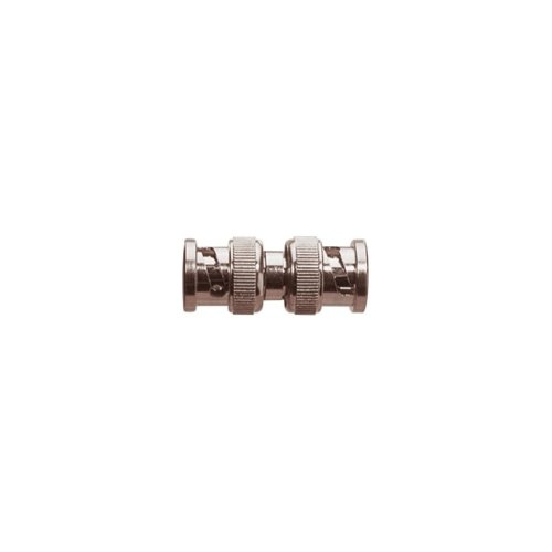BNC Male to Male Coupler 50 Ohm