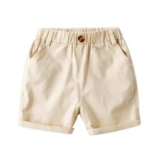 Baby Boy Short Pants Cute Short Pants for Summer Suitable for 100cm [B]