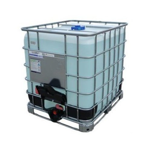 Easter Special Greenox Adblue 1000L IBC ISO22241 VDA Certified (TRADE)