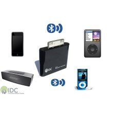 Bluetooth iPod Transmitter from IDC© - The i-BLU Adaptor Will Turn Your iPod Bluetooth To Stream Your Music