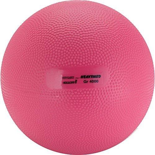 Gymnic Heavymed 4 Medicine Ball Magenta 20 cm 4 kg 8 8 lbs