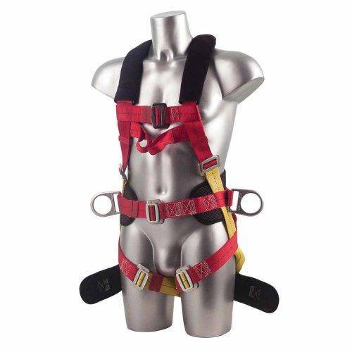 sUw - 3 Point Harness Comfort Plus Red Regular