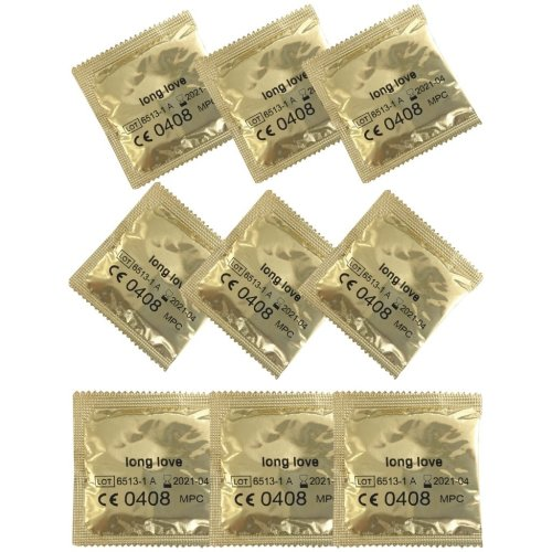 36 x Exs Long Love Delay Condoms - Best Delay Condom