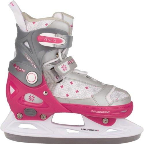 Nijdam Figure Skates Size 37-40 3121-FZW-37-40