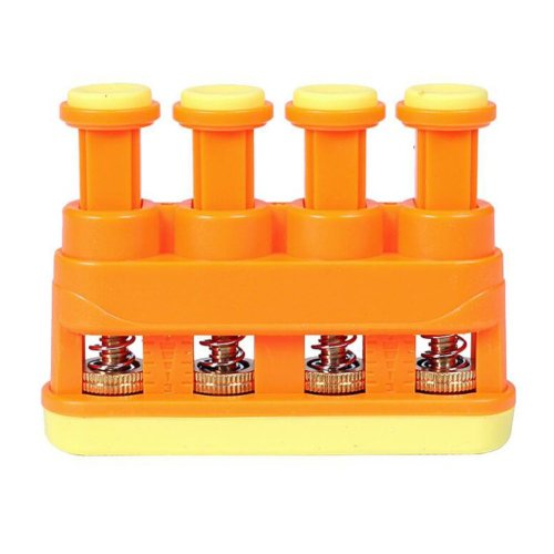 Hand Exerciser For Hand, Wrist, Finger - Orange
