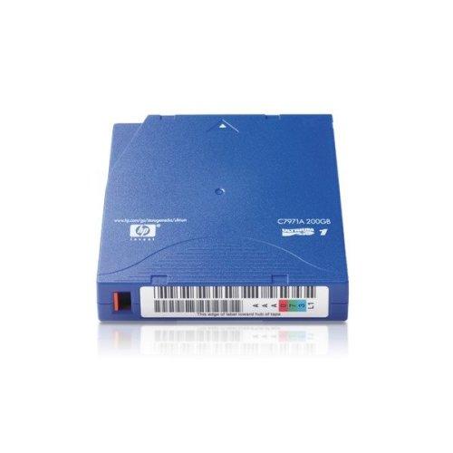 Hewlett Packard Enterprise C7971A 100GB LTO blank data tape