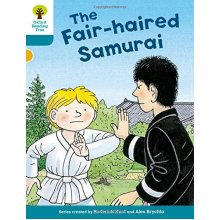 Oxford Reading Tree Biff, Chip and Kipper Stories Decode and Develop: Level 9: The Fair-haired Samurai