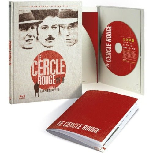 Le Cercle Rouge - Limited Digibook (studio Canal Collection)