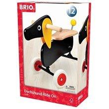BRIO Dachhund Ride on