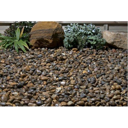 Henham Pebbles 50mm Garden and Driveway Decorative Aggregate Bulk Bag